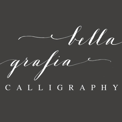 bella grafia calligraphy