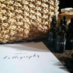 workshop supplies - Bella Grafia calligraphy